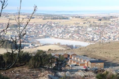 Utsikten fra toppen