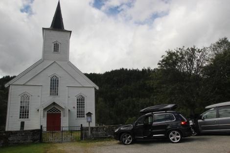Vinje kirke church